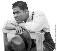 Young Joe Louis (Black History Album) Tags: boxing joelouis