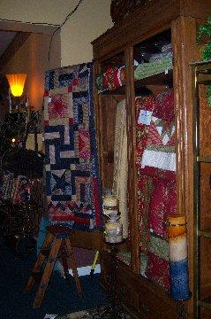 Grams' quilts