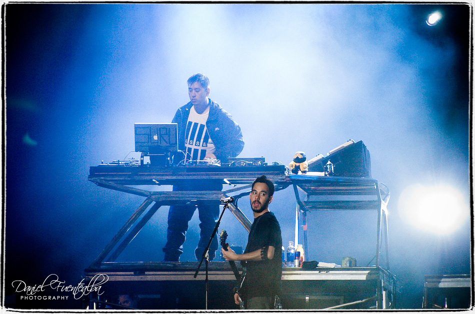 Mr Hahn & Mike Shinoda