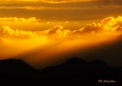 Sunset (Satxvike) Tags: clouds texas elpaso satxvike henrydelgado