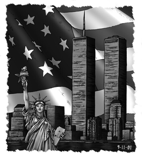 9-11 tattoo design