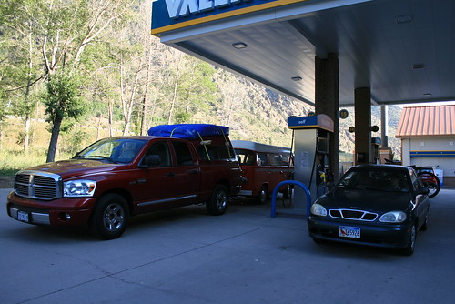 Filling Up in Colorado Rockies