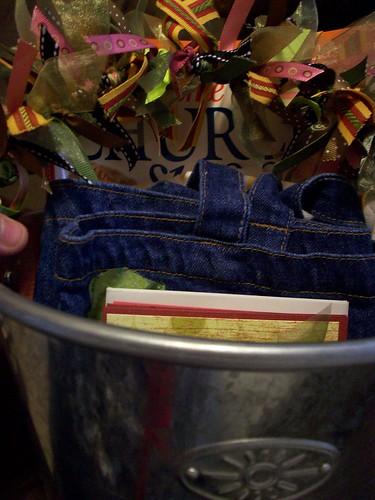 Bucket Gift