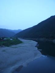 Shimanto River Evening