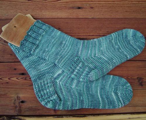 Sock #9 (52 Sock Challenge)