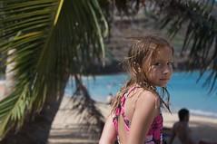 Alex at Hanauma Bay