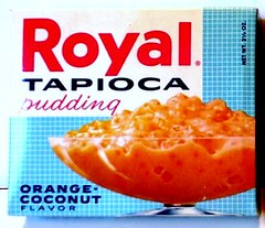 Royal Tapioca Pudding box