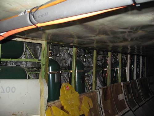 747 Oxygen Tanks
