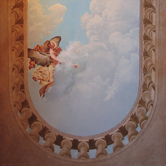 "Baroque Ceiling Mural • <a style=""font-size:0.8em;"" href=""http://www.flickr.com/photos/55747300@N00/2725814310/"" target=""_blank"">View on Flickr</a>"