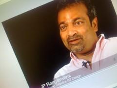 JP Rangaswami / BT