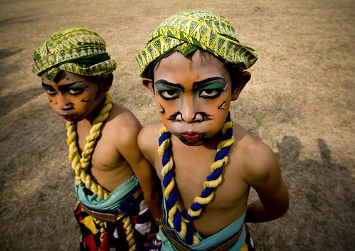 Time to dance Kuda lumping - Java