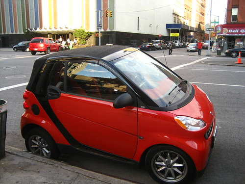 More Harlem Smart Car
