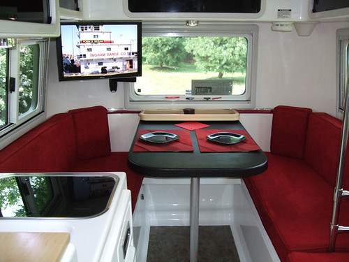 2009 Oliver Travel Trailer Legacy Elite 17 Fiberglass