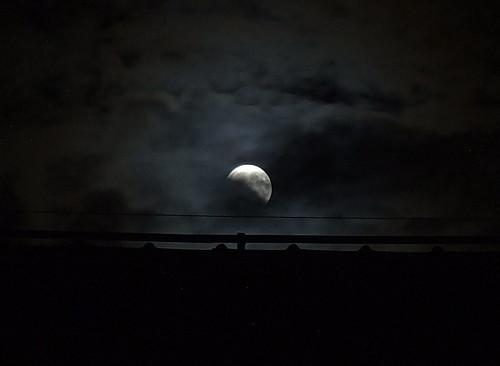 Eclisse di Luna 2008