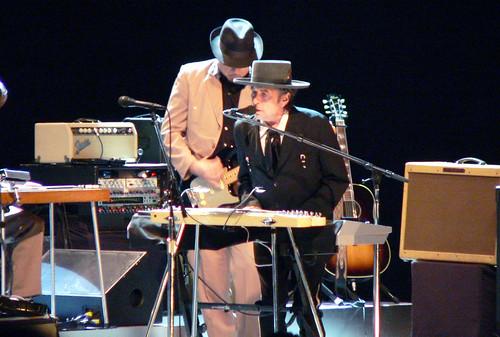Bob Dylan at SPAC