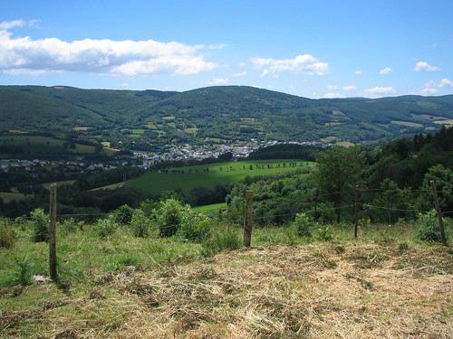 """""""Tour de Europa 2008"""": Aveyron dans mon coeur by Kim Bach."""