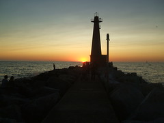 PereMarquette_20080823 051 (Dave Garvin) Tags: park lighthouse lake michigan pere marquette muskegon