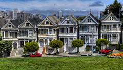 Full House (Painted Ladies)