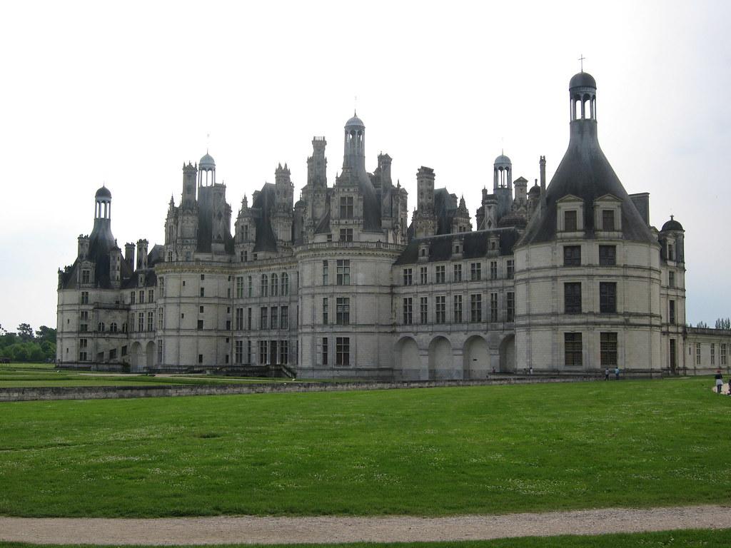 Chateau de Chambord Loir-et-Cher Val de Loire France