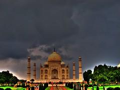 indien: taj mahal, agra