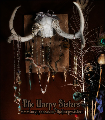The Harpy Sisters