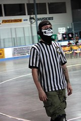 Freshamn Riot (Roller Derby) (The Other Dan) Tags: sport rollerderby di dishes pivot derby skates jammer tramps tcrg
