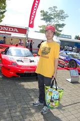 [2008 SUPER GT第7戦] 記念撮影