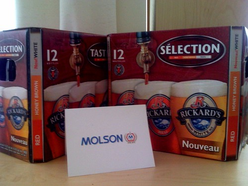 Molson, You've Outdone Yourself