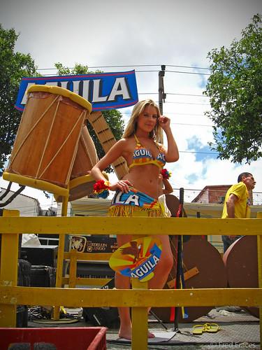 Chica aguila 2008, Bucaramanga