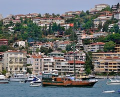 Another cove, Istanbul, Turkey, 20 September 2008 (Ivan S. Abrams) Tags: coastguard docks turkey boats nikon mediterranean ataturk ships istanbul getty lighters nikkor shipping tugs straits ports nikondigital blacksea gallipoli ferries harbors watercraft bosphorus tugboats gettyimages vessels freighters tankers harbours cruiseships barges smrgsbord warships destroyers ferryboats navyships speedboats frigates internationaltrade classicboats seaofmarmara navies containerships portcities navalvessels bulkcarriers nikonprofessional chokepoints onlythebestare boatnerd ivansabrams trainplanepro nikond300 shippinglanes internationalshipping sealanes ivanabrams worldwideshipspotters servicecraft gettyimagesandtheflickrcollection feriobots coastalfreighters marinecommerce internationalcommerce maritimecommerce seaportsseaportmaritime crossroadsasiaeuropebosforbogazasia minorboxesintermodal tugobats copyrightivansabramsallrightsreservedunauthorizeduseofthisimageisprohibited tucson3985gmailcom copyrightivansafyanabrams2009allrightsreservedunauthorizeduseprohibitedbylawpropertyofivansafyanabrams unauthorizeduseconstitutestheft thisphotographwasmadebyivansafyanabramswhoretainsallrightstheretoc2009ivansafyanabrams abramsandmcdanielinternationallawandeconomicdiplomacy