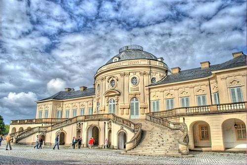 HDR Schloss Solitude