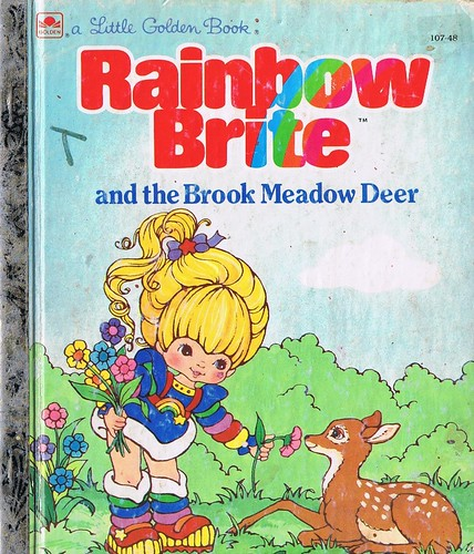 rainbow brite and the brook meadow deer