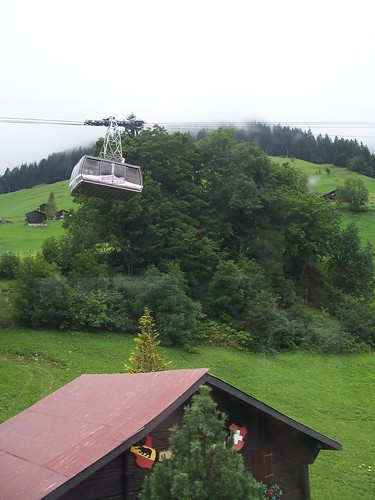 The Schilthornbahn
