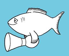 | Hunk Fish || Hupfisch |