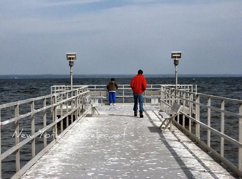 On the Dock Oneida Lake