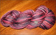 Vampira yarn