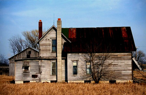 Abandoned in Ohio (side)