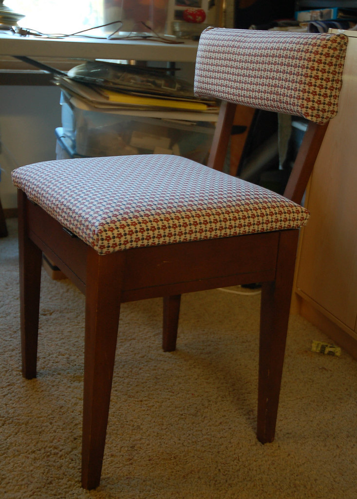 Sewing Chair - Finished!