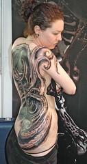 (brian.mickey) Tags: art body bodyart 2008 londontattoo londontattooconvention2008