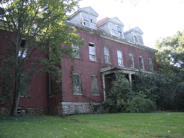 House at Fort Totten House