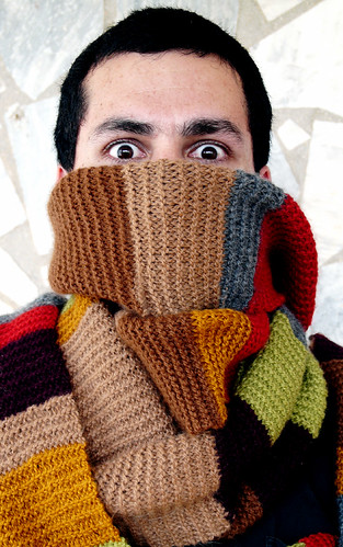 Ravelry Doctor Who Scarf Season 12 Pattern By Chris Brimelow