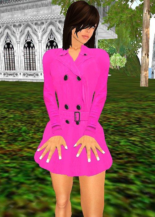 A.Y.Y My Fall Coat (Pink)