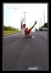 Skate Ladeira UNICAMP (fabio teixeira) Tags: brazil brasil long board fabio skate longboard campinas unicamp sk8 ladeira teixeira fabioteixeira