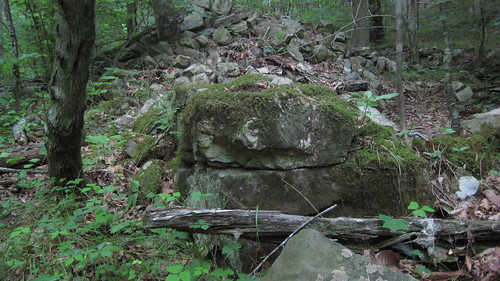 Remains of the Brown Mountain Creek Community