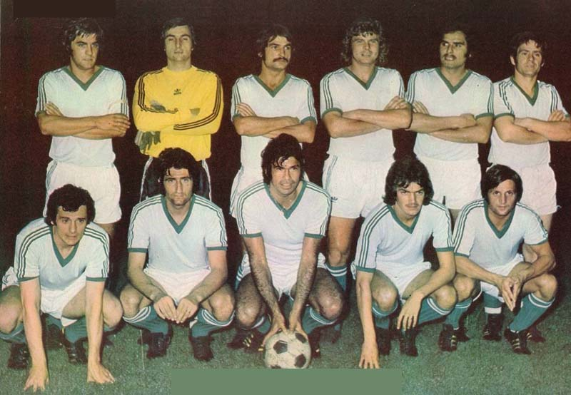 red star 1973-74