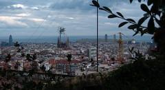 Antenna et. al (borkur.net) Tags: barcelona panorama clouds spain catalunya torreagbar antennas urbanlandscape sagradafamlia hotelarts torremapfre