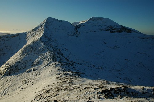 A' Chioch and Ben More