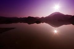 ( Ali Shokri / www.alishokri.com) Tags: reflection nature colors sunrise landscape reflex iran azerbaijan marvelous tabriz wwwalishokricom alishokri
