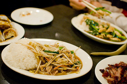 Downtown Lunch: Big Wong