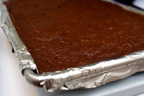 mmm, eau de freshly baked brownie